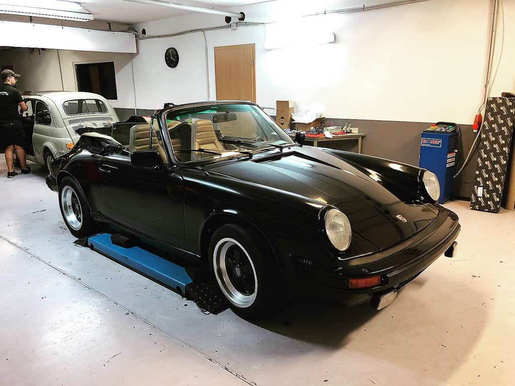Car Wrapping - Porsche Vorne